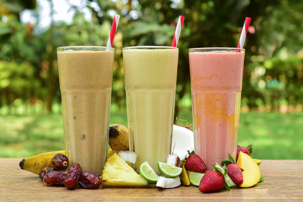 FRUIT BOOSTERS