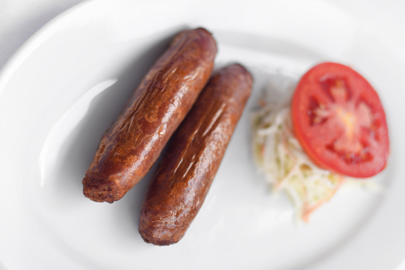 BEEF SAUSAGES (PAIR)