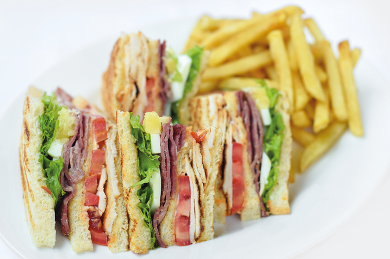 CHEF'S CLASSIC SANDWICH
